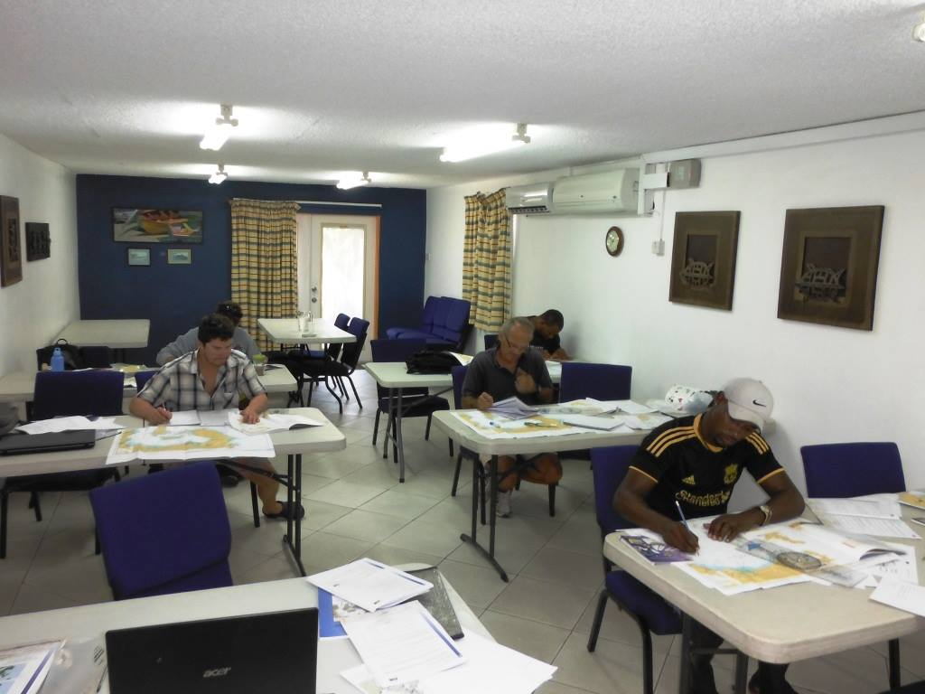 RYA Theory Courses with Grenada Bluewater Sailing